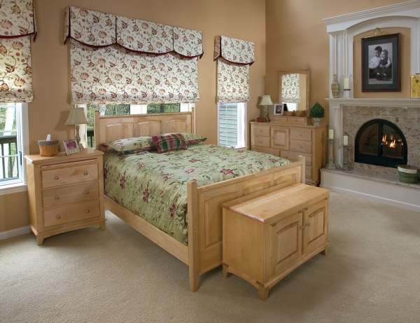 Hampshire Unfinished Furniture Collection The Hampshire Collection Features  Distinctive Arched Skirting, Solid Wood Feet, Raised Panel Arched Doors And  A ...